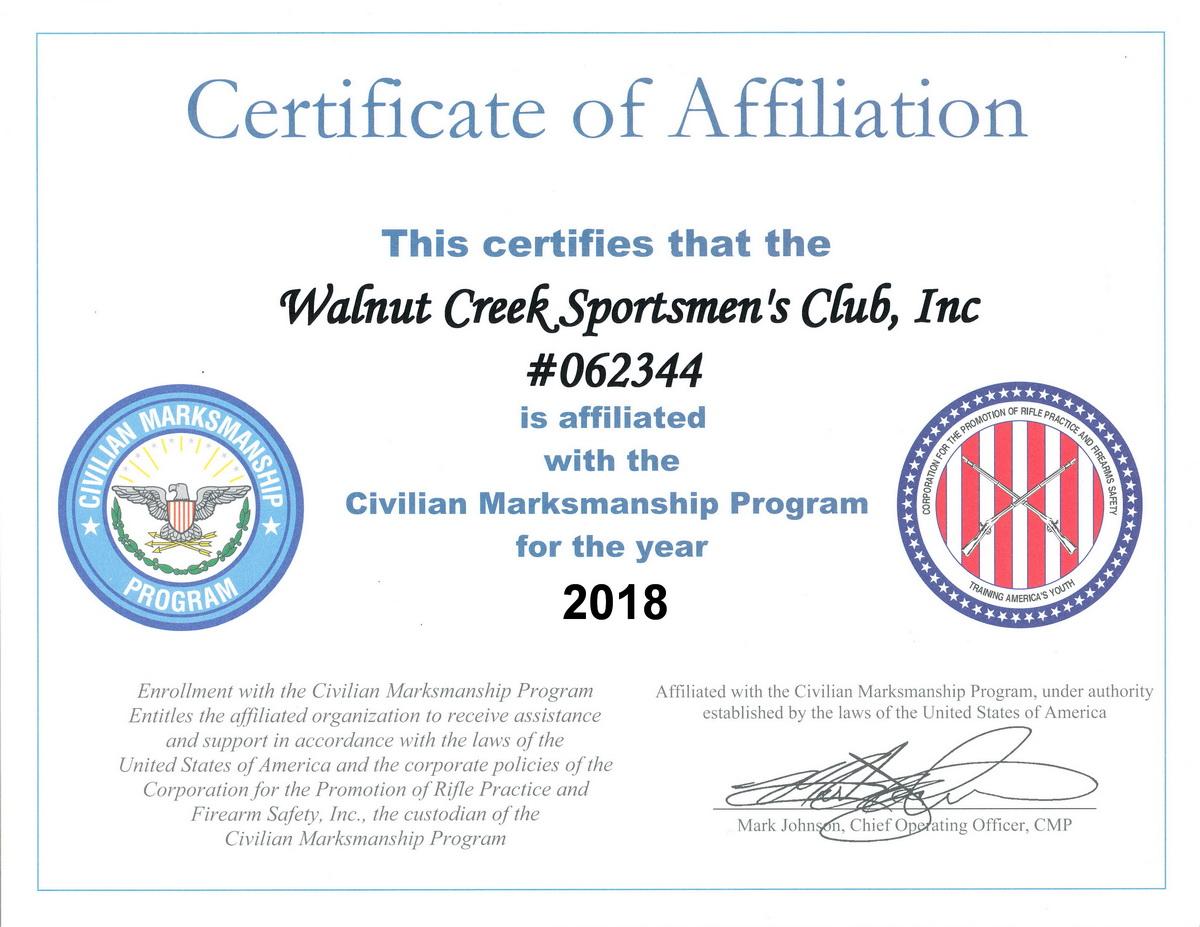 Cmp Affiliation